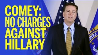 FBI Director James Comey, From YouTubeVideos