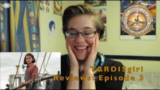 TARDISgirl Reviews - His Dark Materials: Episode 3, (SPOILERS)