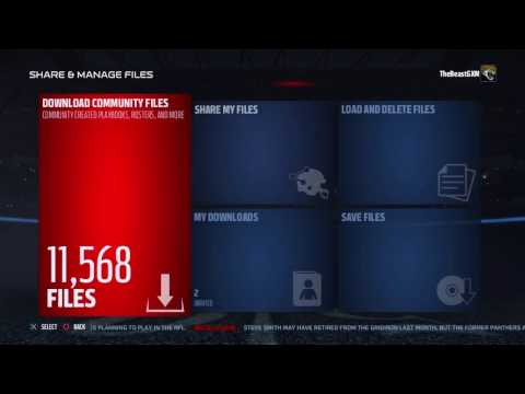 Madden Nfl 17 How To Download Ncaa 17 Rosters