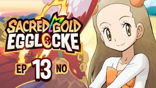 MY TEAMMATES ARE THROWING - Pokemon Sacred Gold Egglocke #13 w/ NumbNexus