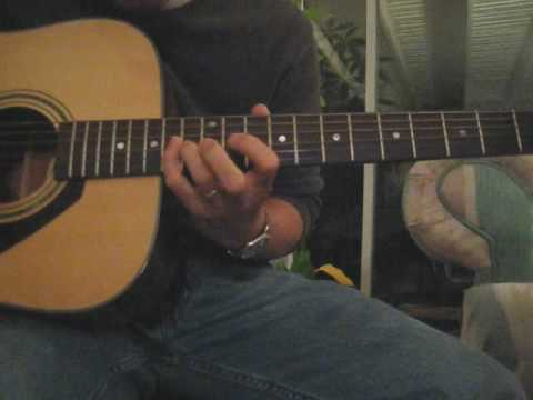 Colour My World By Chicago On Acoustic Guitar With Tabs Youtube