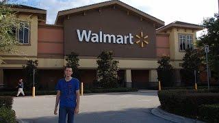Einkaufstour im Walmart