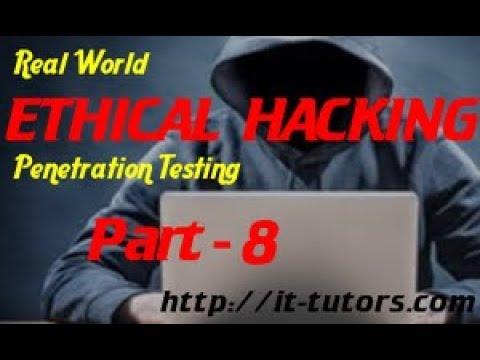 Open source penetration testing — 1