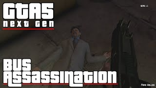 GTA 5 Bus Assassination And Stock market Guide