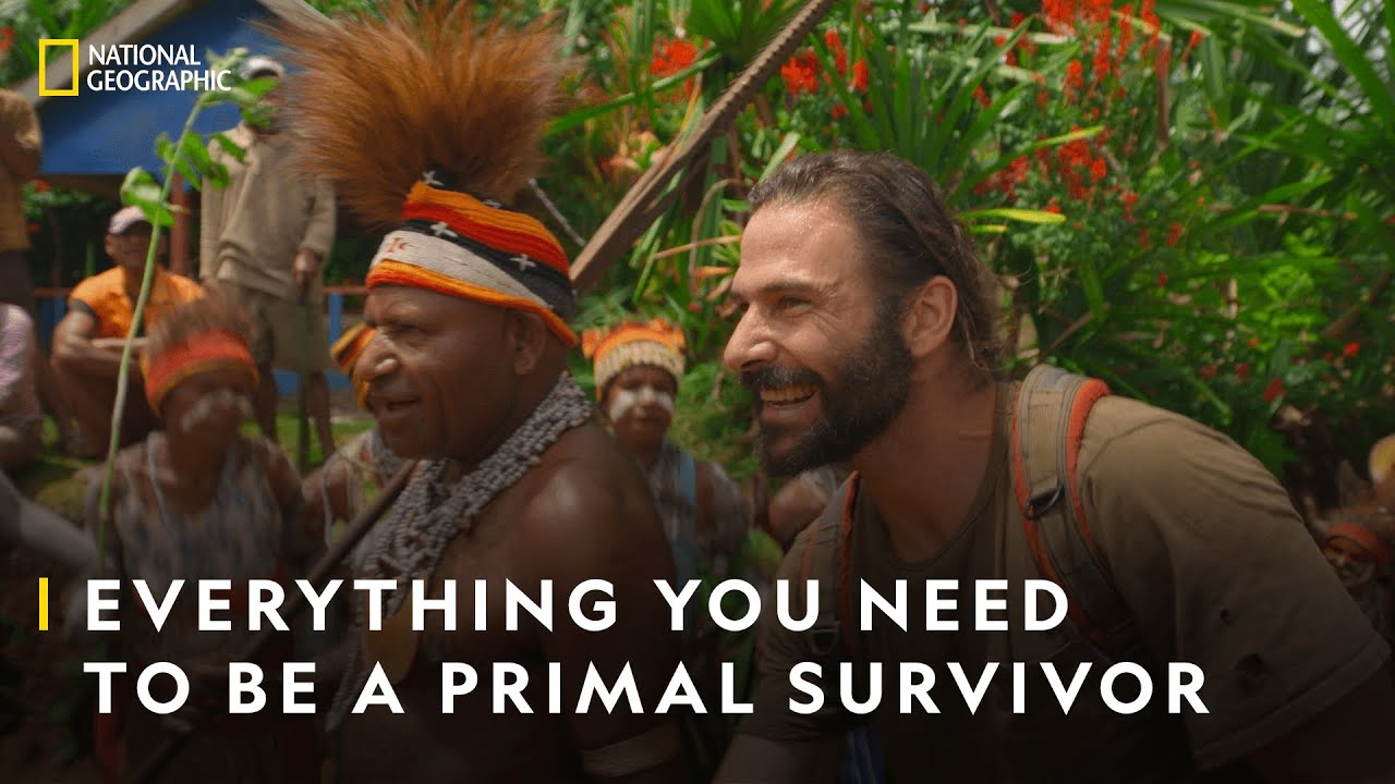 Download Everything you need to be a Primal Survivor | Primal Survivor | National Geographic