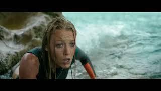 Отмель. Акула убивает двух серфингистов. Ожидание смерти