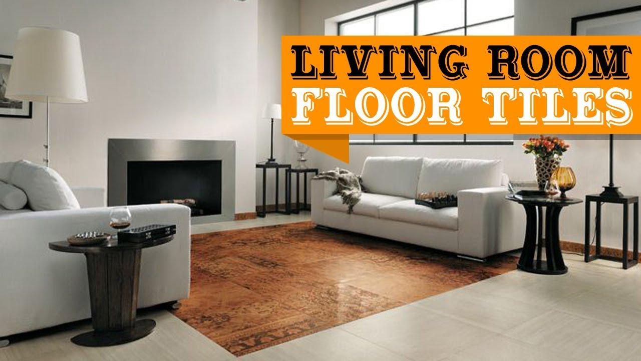 10+ Living Room Floor Tiles Ideas