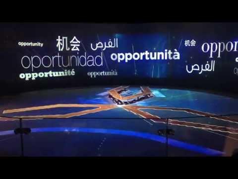 World Expo Milan - Emirates Pavillion