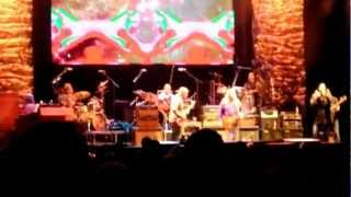 Mountain Jam/Smokestack Lightening/Dazed and Confused/MJ Allman Bros Band Beacon Theater 3/25/12