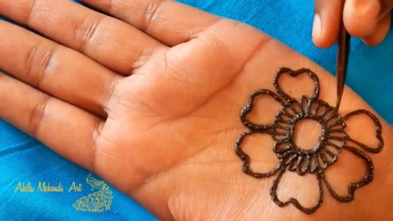 Simple Arabic Mehndi Design Art 2019 Beautiful New Latest Henna