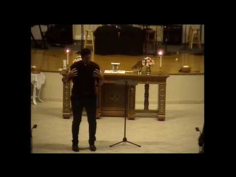 Sermon: When Sunday is Not Enough, Fr Christian