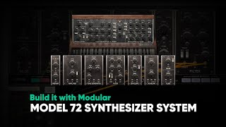 Model 72 Synthesizer System – Build It With Modular
