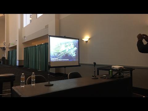 Oakland Raiders NFL Stadium Plan Press Conference Livestream #RAIDERS