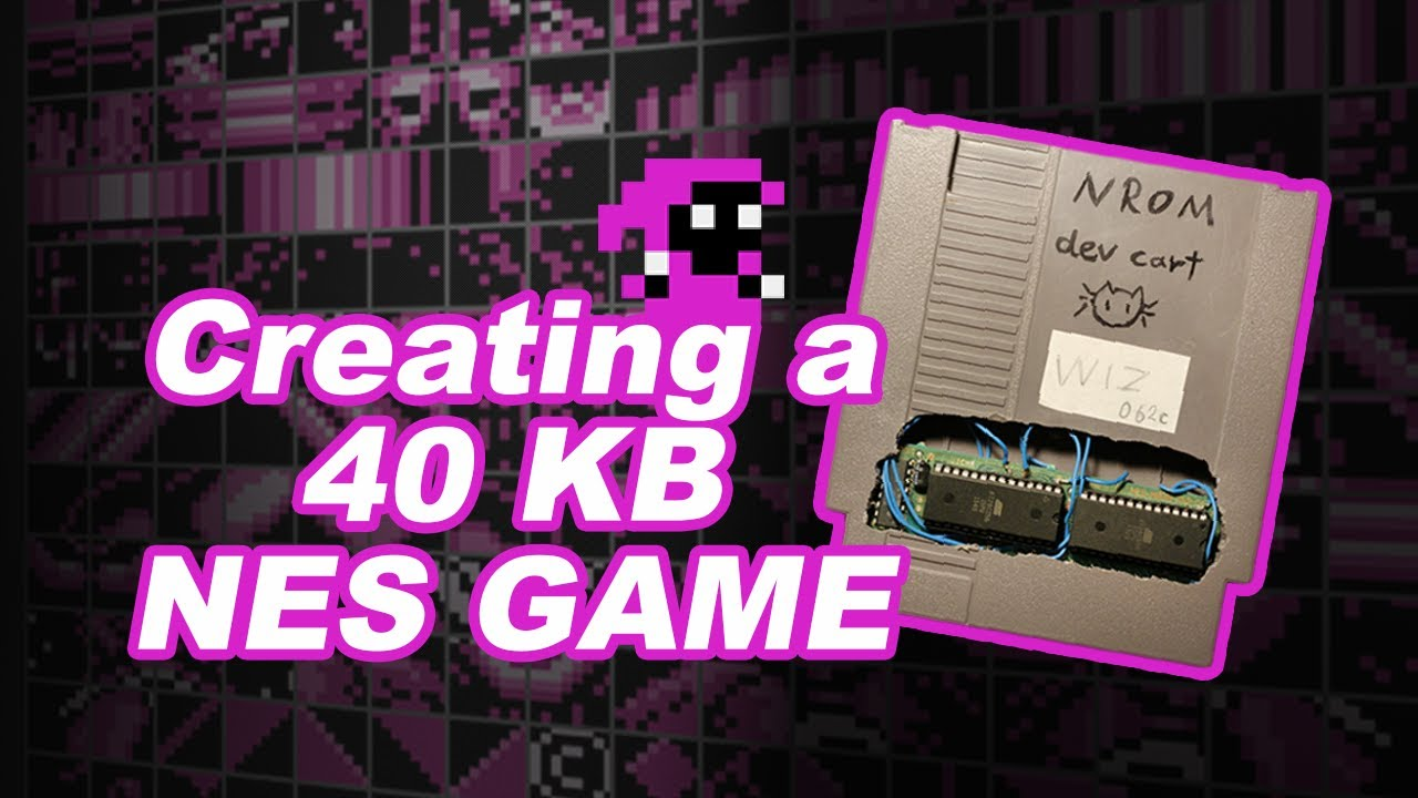 How we fit an NES game into 40 Kilobytes