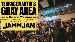 Terrace Martin's Gray Area feat. Kamasi Washington   Live at the #JammJam   Juno
