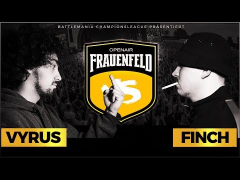 BMCL RAP BATTLE: VYRUS VS FINCH (OPENAIR FRAUENFELD)