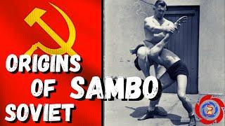 Soviet Martial Arts: Origins of Sambo