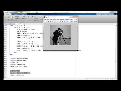 Matlab codes for Image compression ( part 4)