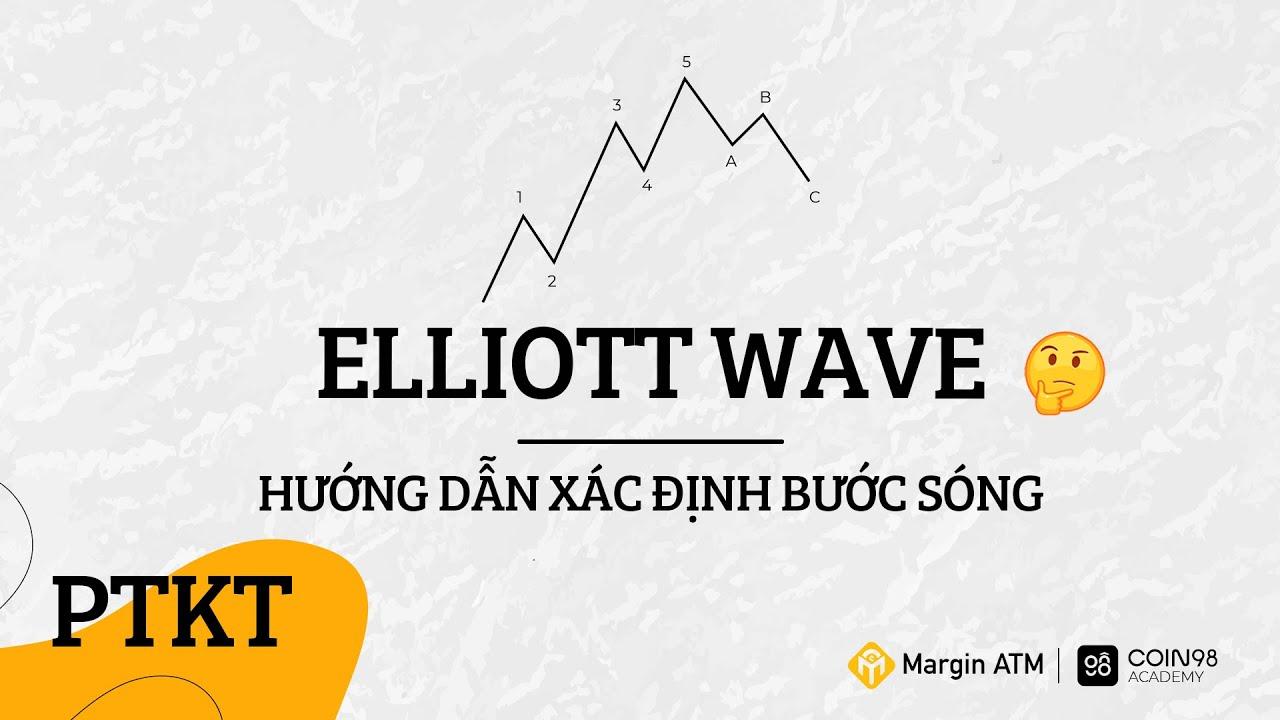 [Trade Nhập Môn] - Phần 9 -Elliot Wave - #2 Cách xác định từng bước sóng Elliot.