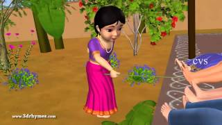 Kalla gajja kankalamma 3D Animation Telugu Nursery Rhymes for children