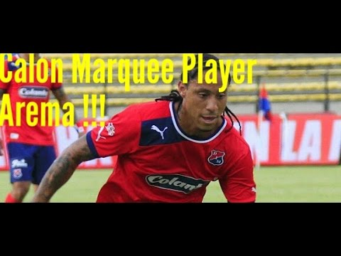 Best Skill & Goals  Juan Pablo Pino !!! Calon Marquee Player Arema