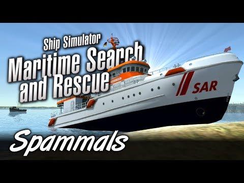 Ship Simulator Maritime Search & Rescue | Baltic Sea Rescue! |