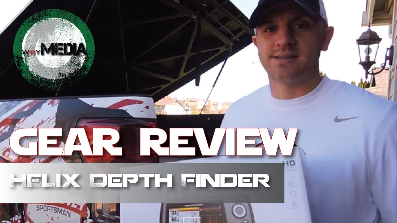 humminbird helix review-model breakdown - youtube, Fish Finder