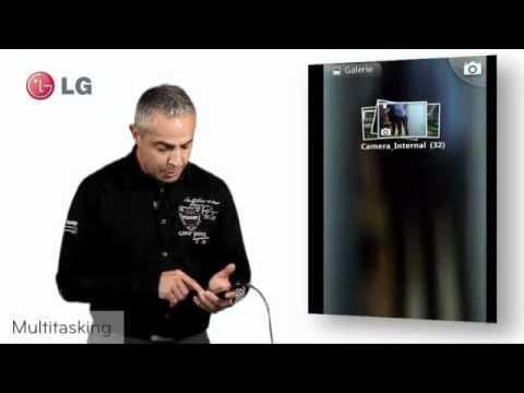 Videopräsentation LG P990 OPTIMUS Speed 1/2