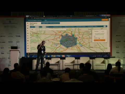 Team Mediagility on Location Intelligence Strategies at Global Supply Chain Technology Summit 2