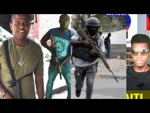 ANMWEYY BANDI AK GWO ZAM TRANBLE HAITI APREMIDI A
