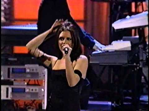 Say You'll Be There (uncut live satellite backhaul 9x4x1997 video music awards) - Spice Girls