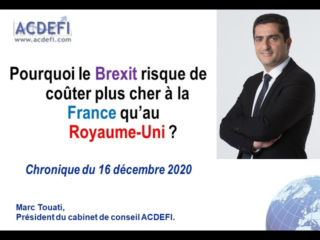Pourquoi le Brexit risque de coûter plus cher à la France qu'au Royaume-Uni ?