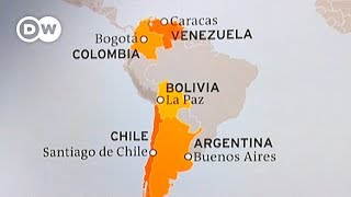 Latin America protests: Why are people taking to the streets?   DW News
