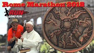 Rome Marathon 2018 run
