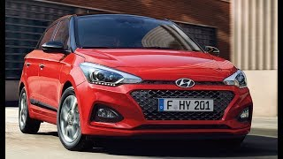 2019 Hyundai i20 Interior, Exterior and Drive