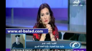 بالفيديو .. سيولة مرورية بالمحاور والطرق وتعطل بشارع مصطفى النحاس