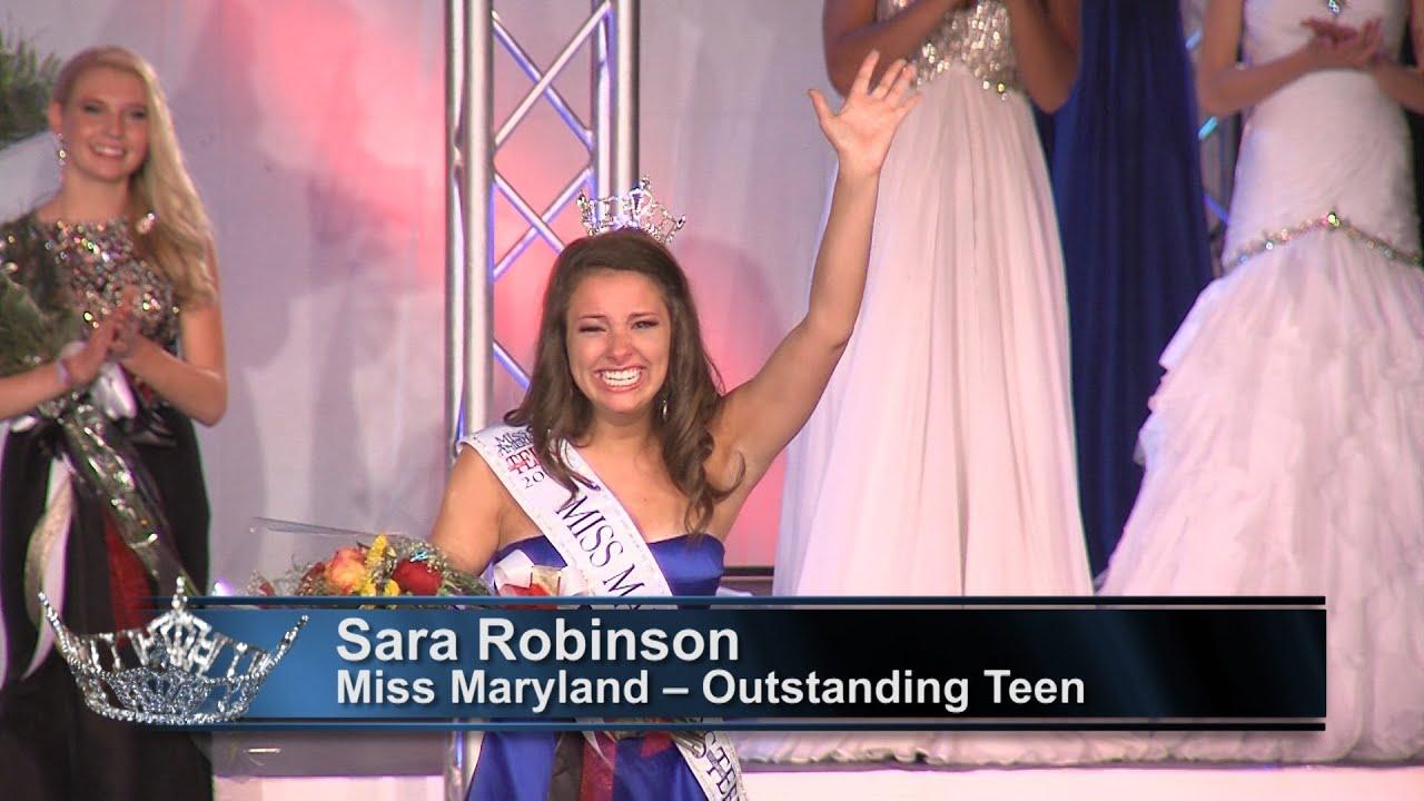 Miss teen maryland internacional