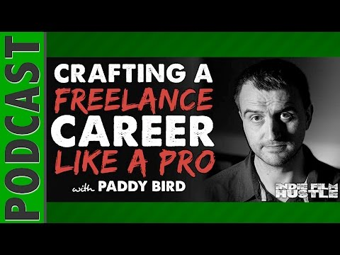 How to Craft a Freelance Career with Paddy Bird - IFH 041