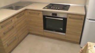 Кухни мдф пленка на заказ Киев. Угловая кухня. Дизайнерскя мебель.(, 2016-02-11T12:25:49.000Z)