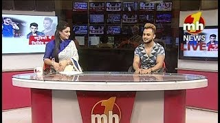 Millind Gaba on MH On News