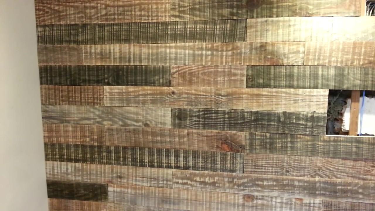 Como fazer um painel para sua sala com madeira de obra.   #988033 1920x1080