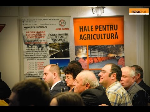 Frisomat Romania enables the Agriculture industry with Quality Steel Buildings