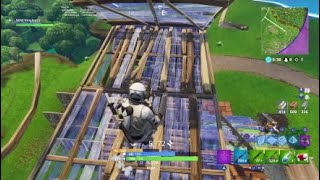 I Tried Out 9/7 Sensitivity And It Had Me Playing Like This!? (Fortnite Ps4)