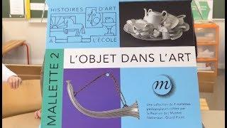 Enseigner L'histoire De L'art à L'école !
