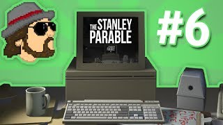 The Stanley Parable - Mind Control OFF - PART 6 - Corrado Games