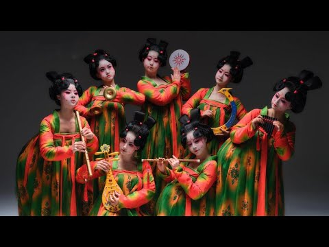 Chinese dance show recreates glamour of Tang Dynasty