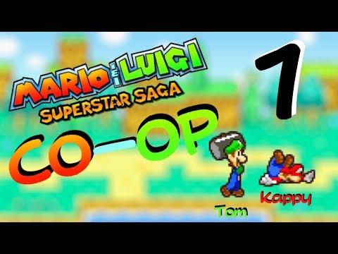 Mario & Luigi: Superstar Saga CO-OP #1 - Silent Voices