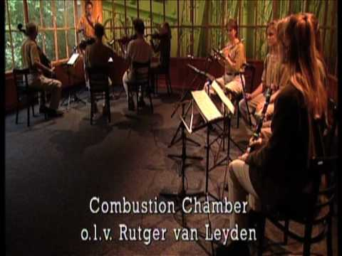 Combustion Chamber - Charles Ives/ The Unanswered Questio