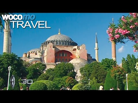 Turkey - An exciting journey from Istanbul to Sariham | 3D Planet