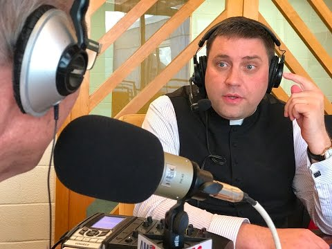 University of Mary President Monsignor James Shea Talks Live on Scott Hennen's What's On Your Mind